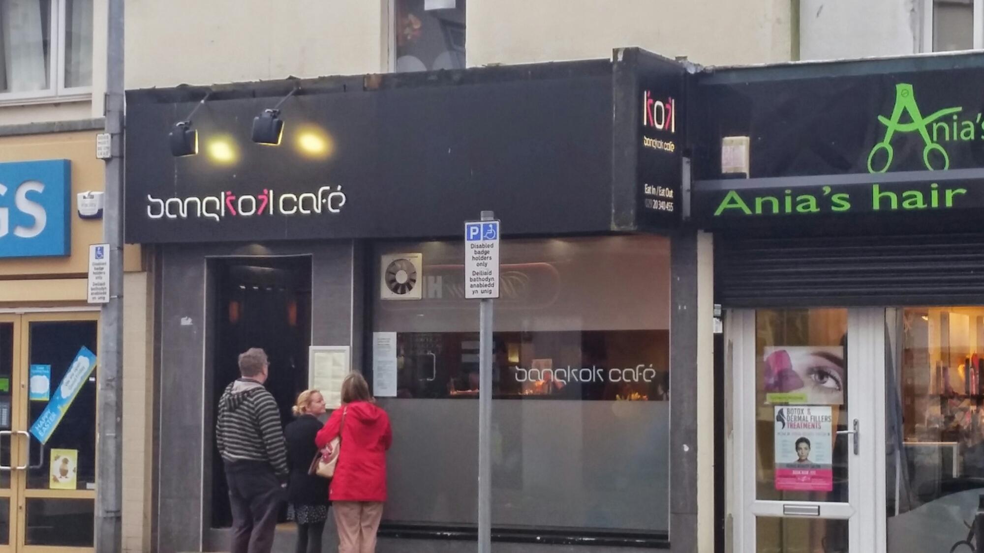 Bangkok Cafe Cardiff Review