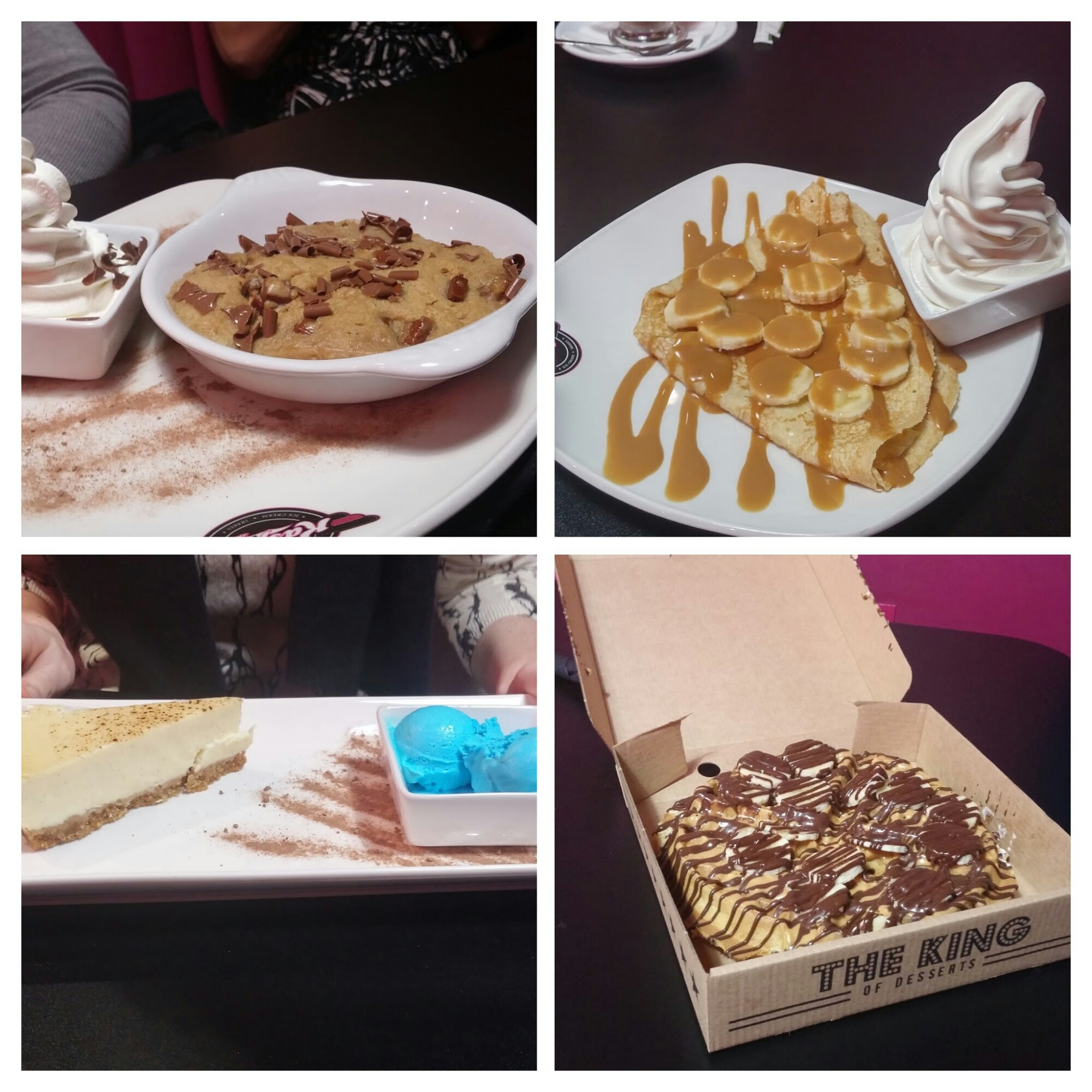 """Getting my """"just desserts"""" at Kaspa's – The Gelato"""